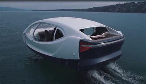 la volante seabubbles les premiers tests de la voiture volante sur