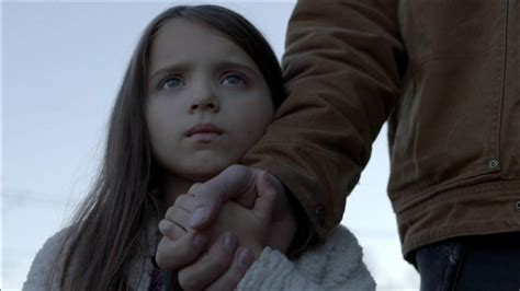 outcast tv series 2016 outcast madeleine mcgraw to be regular in season two
