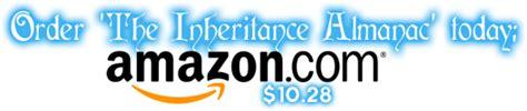 Inheritance Almanac the inheritance almanac 1000 aquarium ideas