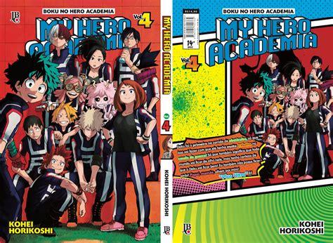 my academia vol 10 my academia 4 capa completa henshin