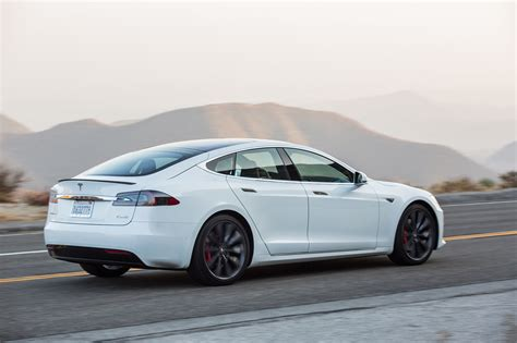 2016 Tesla Model S Getting Stuck In A 2016 Tesla Model S P90d Automobile