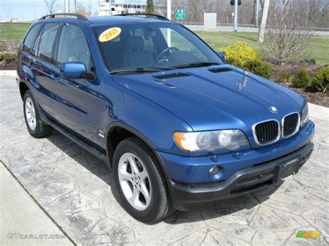 blue book used cars values 2003 bmw x5 on board diagnostic system 2003 bmw x5 blue 200 interior and exterior images