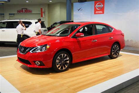 nissan sentra 2017 turbo 2017 nissan sentra sr turbo review