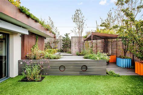 Jardins En Terrasse by Terrasse Et Jardin