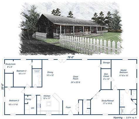 17 best ideas about pole barn house plans on