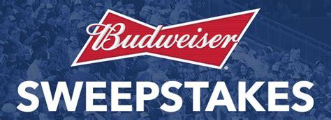 Budweiser Sweepstakes - budweiser sweepstakes oklahoma city dodgers content