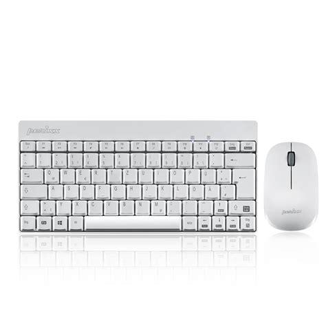 Mit Freundlichen Grüßen Klein Perixx Periduo 712w De Funk Mini Tastatur Und Maus Set Klein Und Leicht Ebay