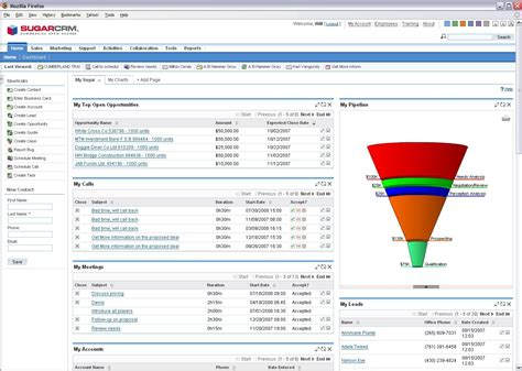 sugarcrm analysis reviews pricing features crm directory