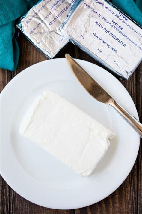 how to soften cream cheese fast