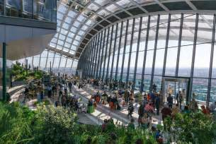 Floor 22 100 Floors by Picture Of The Day The Highest Public Garden In London