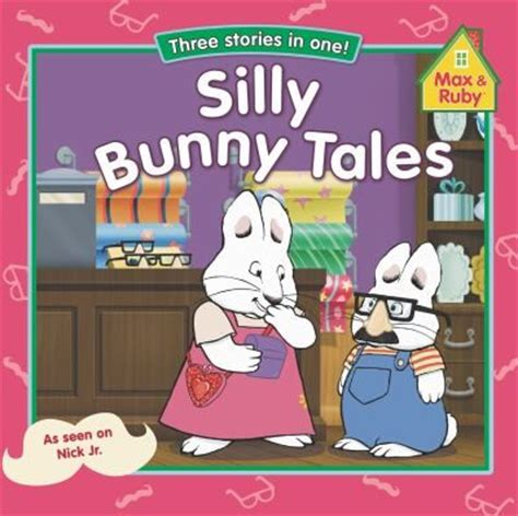 ruby rosemary max ruby silly bunny tales max ruby books rosemary activities