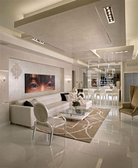 Faux Plafond Suspendu Lumineux by Le Plafond Lumineux Jolis Designs De Faux Plafonds Et D