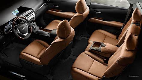 Lexus Rx 350 Saddle Interior by Did Rear Headrest Change 10 12 Vs 13 Clublexus Lexus