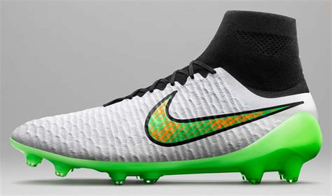 newest football shoes nike white 2015 football boots pack shine through