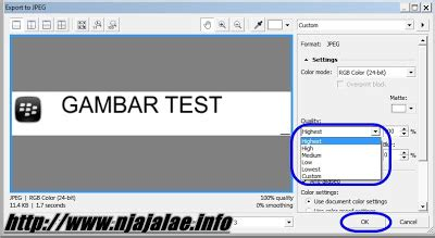 cara merubah format gambar jpeg ke jpg cara simpan merubah gambar di coreldraw ke format gambar