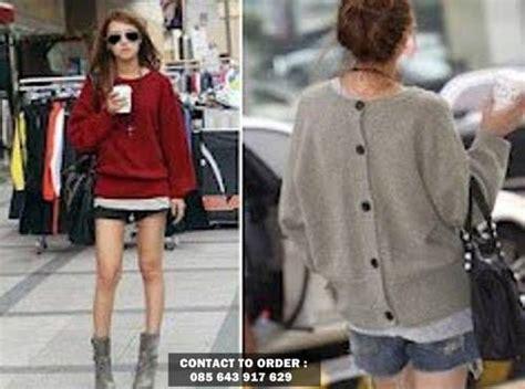 Baju Sweater Rajut 1 dinomarket 174 pasardino baju rajut clara belanja