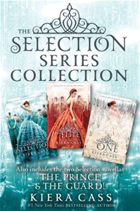 The Selection Series 3 Book Collection The Selection The
