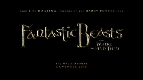 where to find wallpaper fantastic beasts and where to find them hd wallpapers