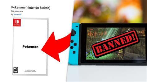 console modificate pok 233 mon switch compare nintendo banna le console