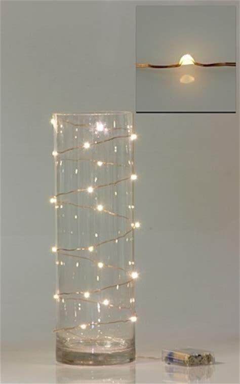 Decorating Slim Christmas Tree Ideas Led Seed Lights Warm White 2 Mtr Diy Wedding Shop