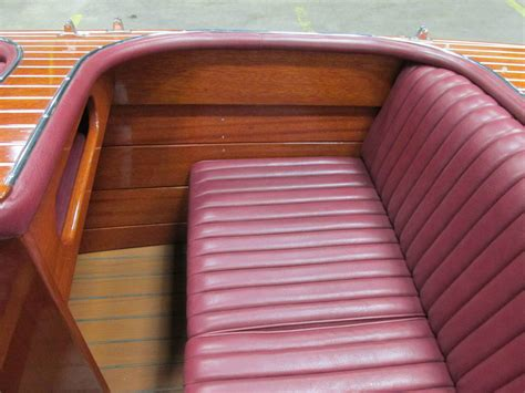 specified woodworking grand craft 25 wood boat 1999 for sale for 59 995 boats