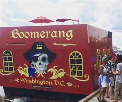 boomerang boat tours washington dc reviews the boomerang pirate ship boat tour agency washington