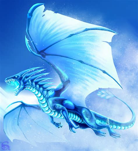 the ice dragon image gallery ice dragon