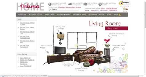 malaysia home decor online shopping 100 home decor shopping websites eazelly review online