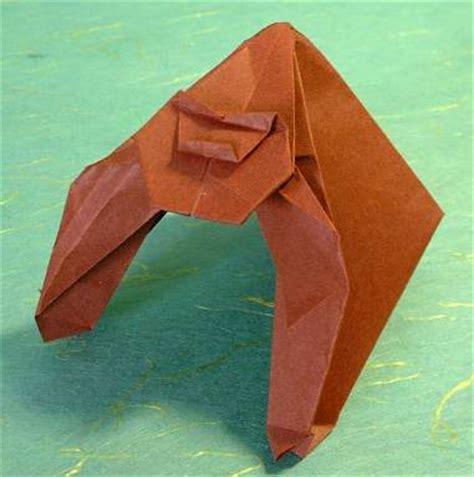 Origami Gorilla - image origami gorilla