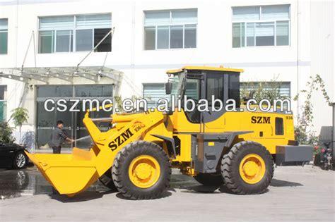 earth moving equipment  hyundai wheel loader   front  loader caterpillar engine