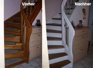 treppen neu gestalten treppenrenovierung und treppen neu belegen in regensburg