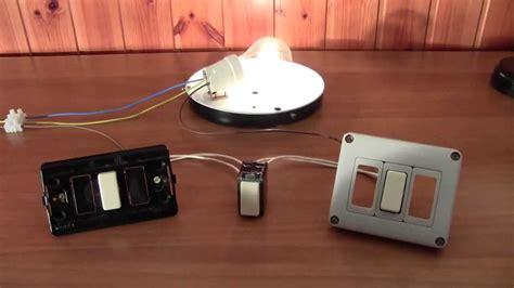 accensione lada da tre punti cablaggio e funzionamento di un punto luce invertito