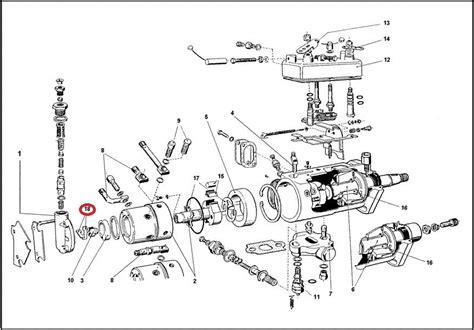 cav injector diagram lucas diesel diagram wiring library