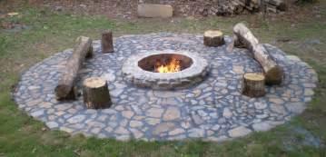 Simple Backyard Fire Pit Easy Backyard Fire Pit Designs Fireplace Design Ideas