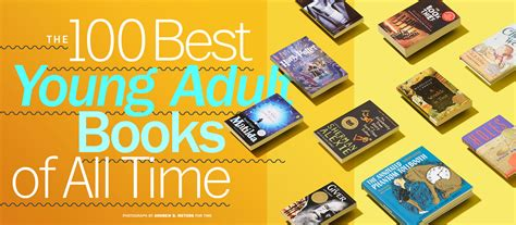 best books of all time all time 100 novels time the 100 best young adult books of all time