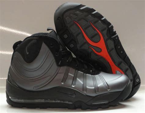 nike acg air max posite bakin boot metallic grey
