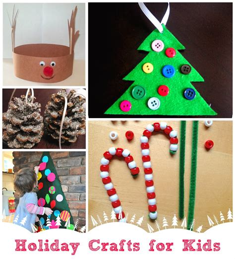 How To Make Holiday Crafts - project family tips on how to make christmas craft for kids holiday ideas parents loversiq
