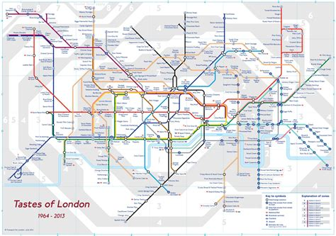 underground map 17 of the best alternative maps of 2013 now here