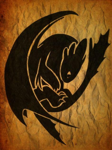 edinburgh tattoo how to train your dragon toothless tattoo design from how to train your dragon