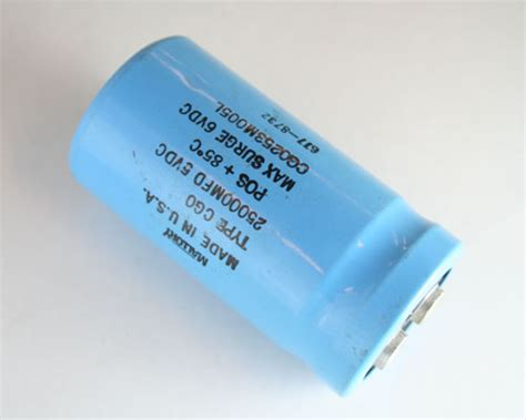 series terminal capacitor output multimeter 1x 25000uf 5v large can electrolytic capacitor 25000mfd 5 volts dc 25 000 ebay