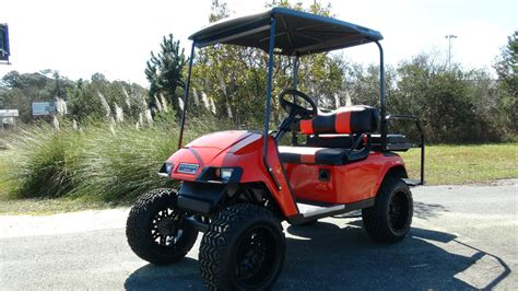 ezgo txt golf cart  volt electric refurbished custom