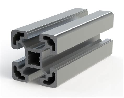 kommode 40 x 40 structural aluminum extrusions 40x40 10 6m framing