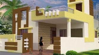 home elevation design for ground floor with designs images