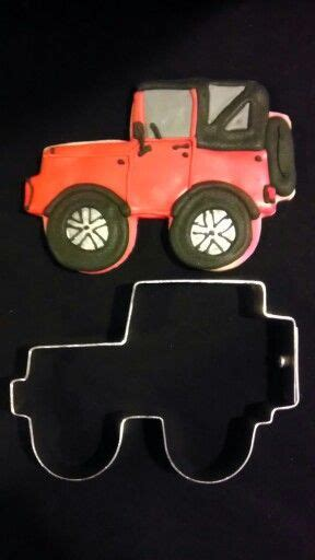 jeep cookies 25 best ideas about jeep cake on camo