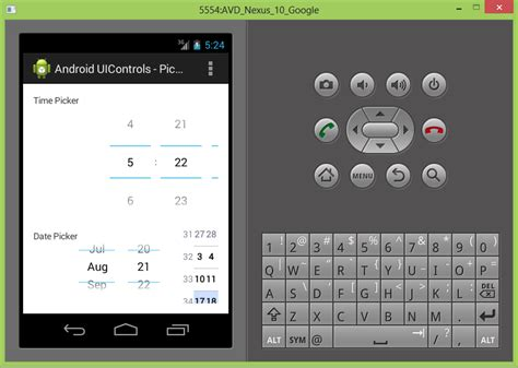 tutorial android mkyong article 4 android ui layout and controls codeproject