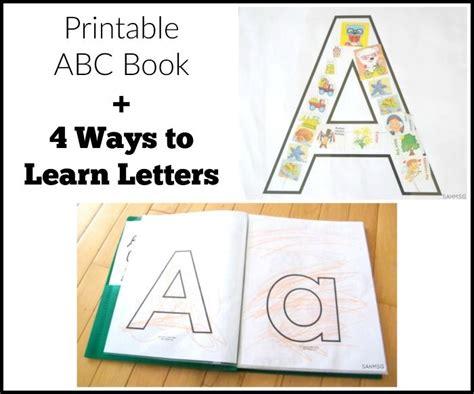 printable alphabet books for kindergarten 302 best preschool activities images on pinterest