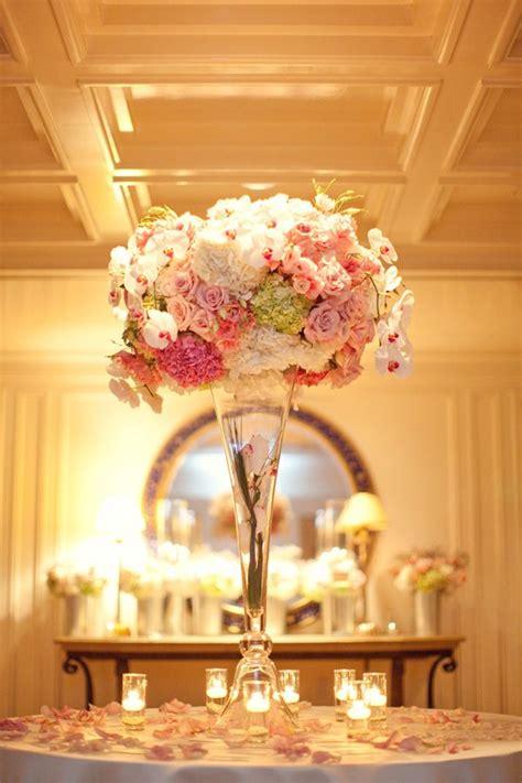 wedding reception centerpieces wedding flowers pinterest