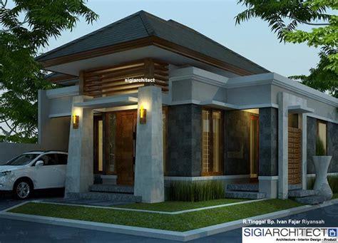 layout rumah tradisional bali desain rumah type 54 60 arsitektur rumah bali modern