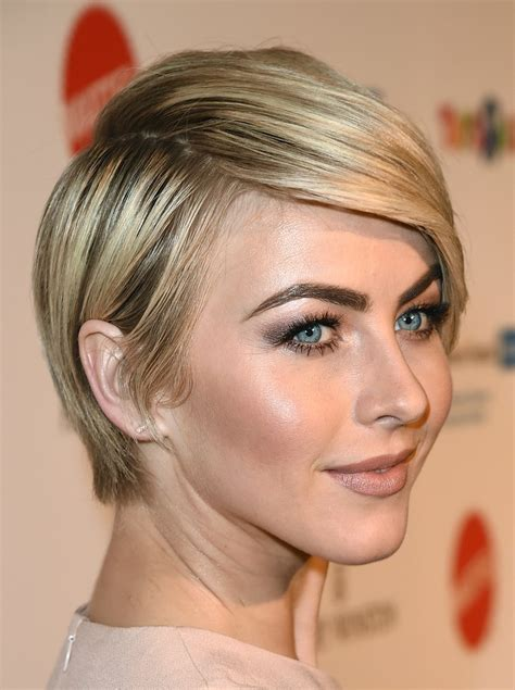 short hair celebrities who have had short hair long hair and bob