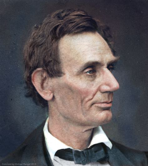 what color was abraham lincoln 301 moved permanently